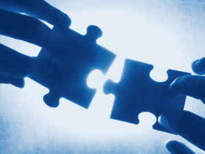 Puzzle Pieces Fit Shutterstock 708172