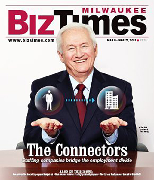 Tom Krist BizTimes Connectors Cover