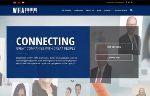 WFA New Web