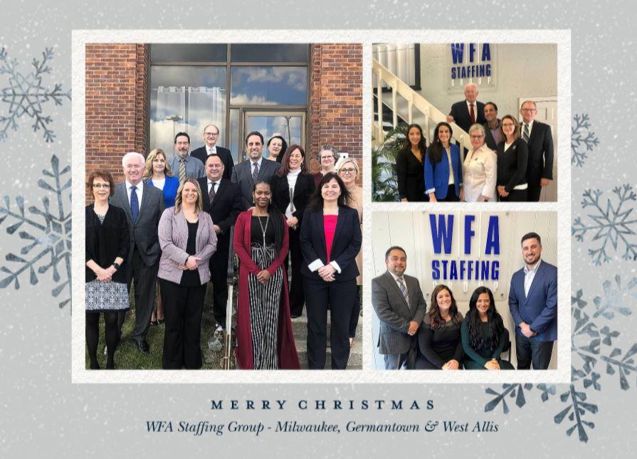 WFA Christmas 2020