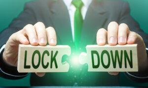 Lockdown End Andrii Yalanskyi Shutterstock